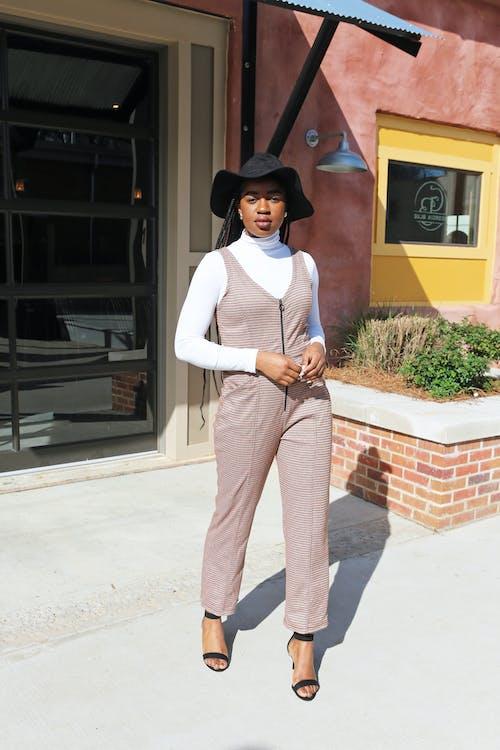 Imagine de stoc gratuită din atrăgător, elegant, femeie, femeie afro-americană