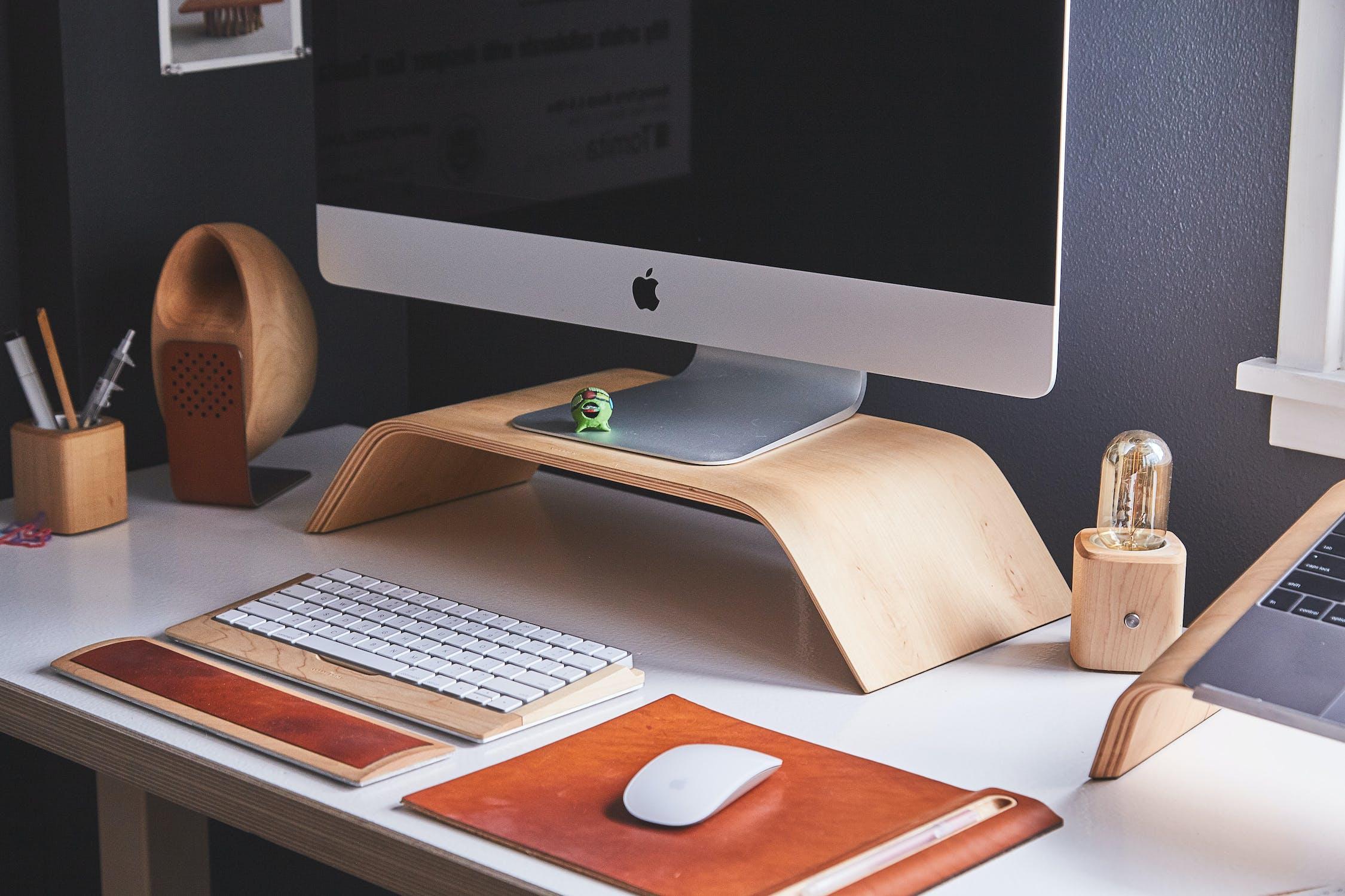 image of Office desk asthetics