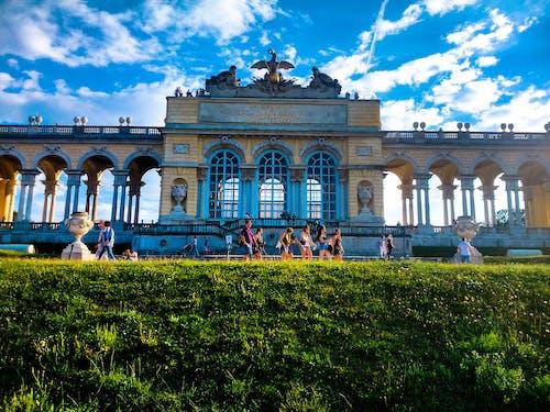 abide, anıt, Avusturya, bahçeleri içeren Ücretsiz stok fotoğraf