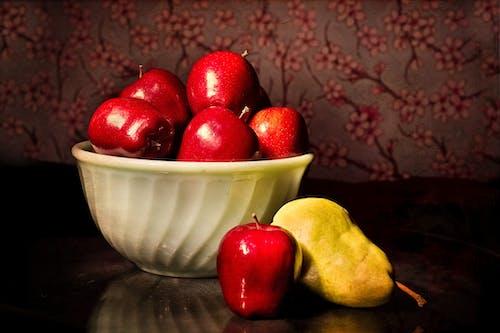 Darmowe zdjęcie z galerii z jabłka, jedzenie, owocny, owocowy