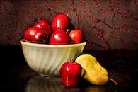 food, healthy, apples