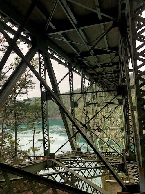 Free stock photo of architecture, bridge, deception pass