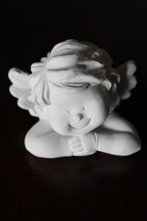 Gratis lagerfoto af antik, årgang, dekorativ, engel