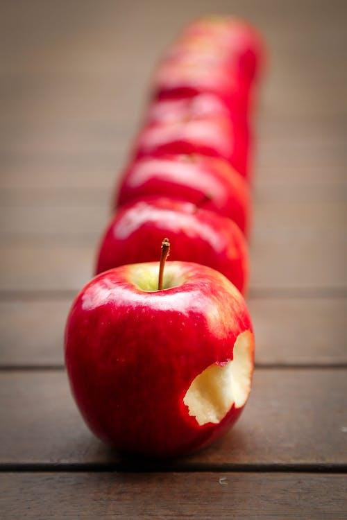 ผลไม้, สีแดง, อาหาร