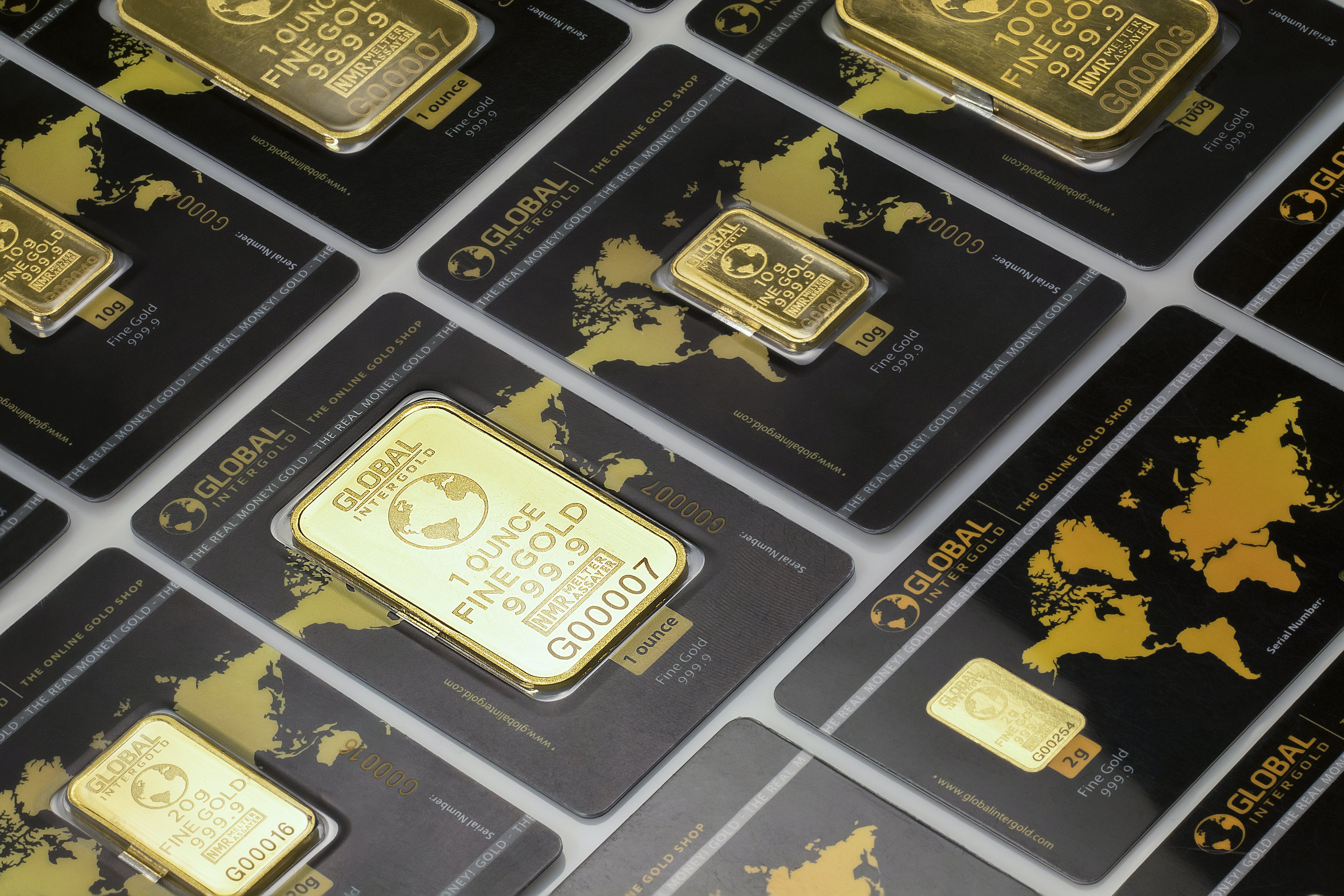 คลังภาพถ่ายฟรี ของ intergold ทั่วโลก, การลงทุน, ทอง, ทองคำแท่ง