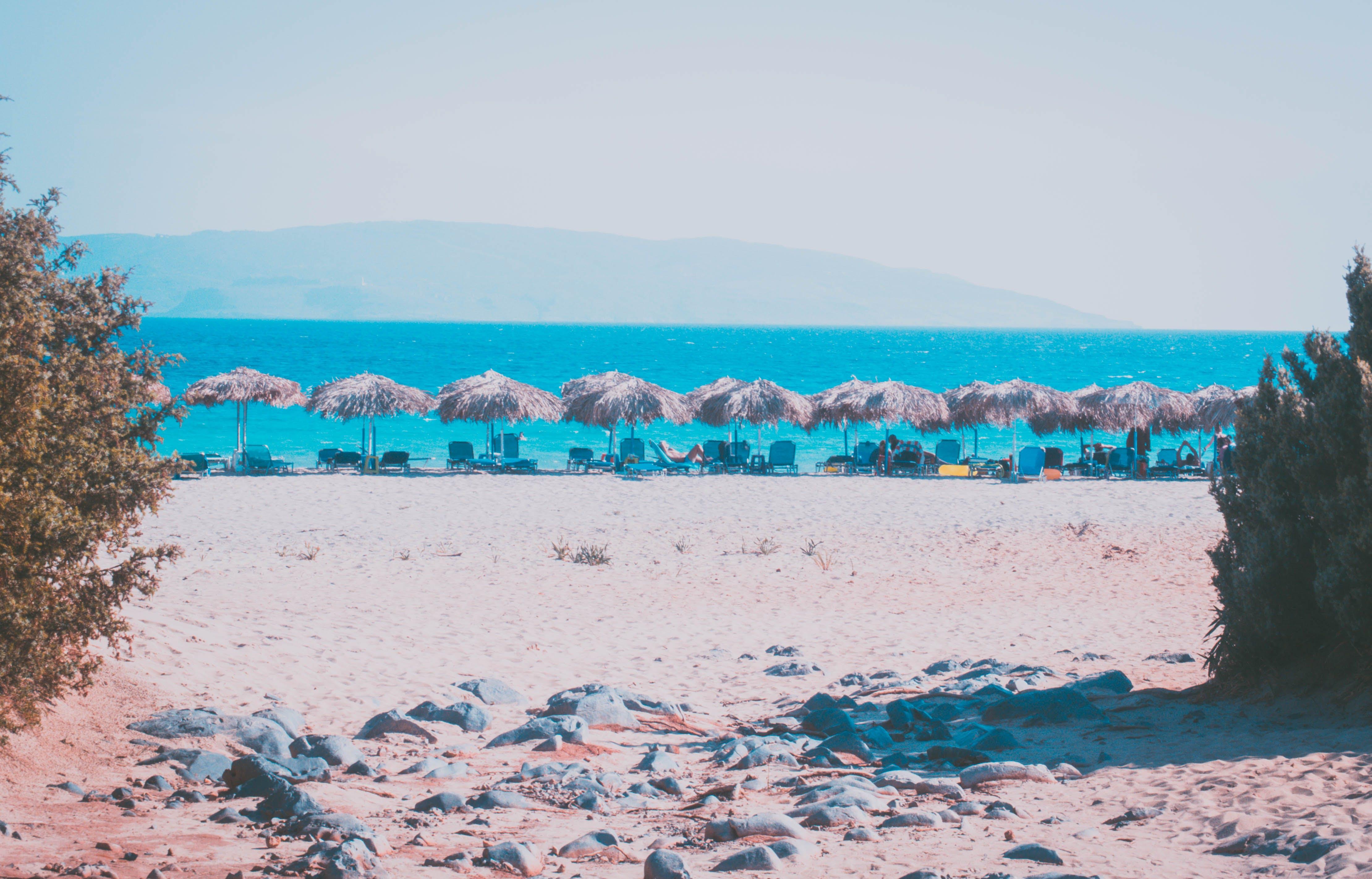Free stock photo of amazing, away, beach, beauty