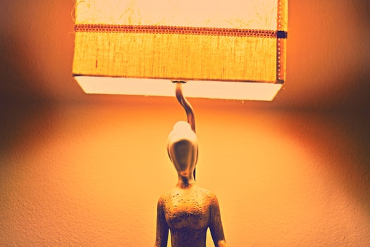 Free stock photo of light, red, lamp, colour