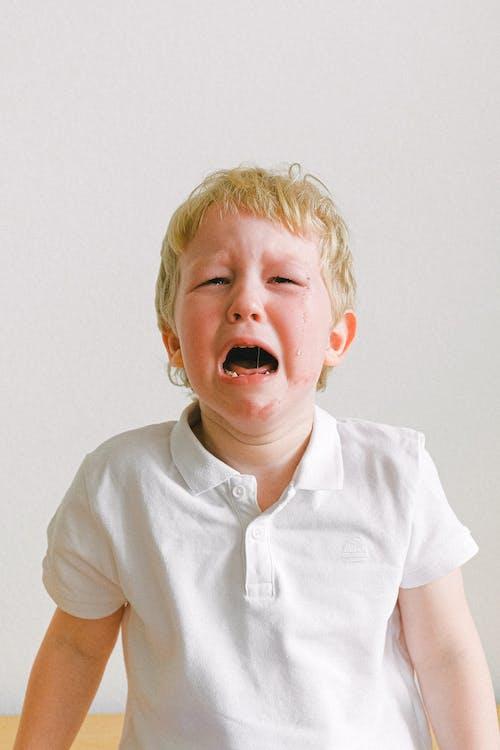 傷心, 傷心的男孩, 兒子 的 免費圖庫相片