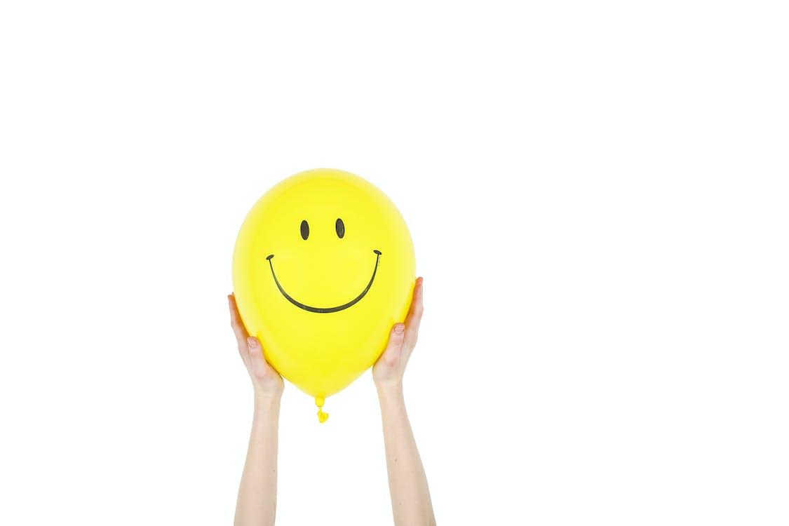 Photos gratuites de ballon, émoticône, heureux