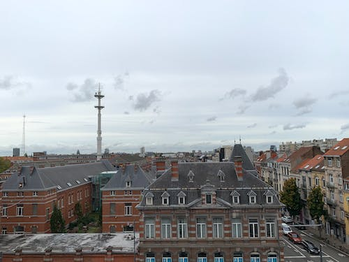 Free stock photo of roof top, roof tops, rooftop