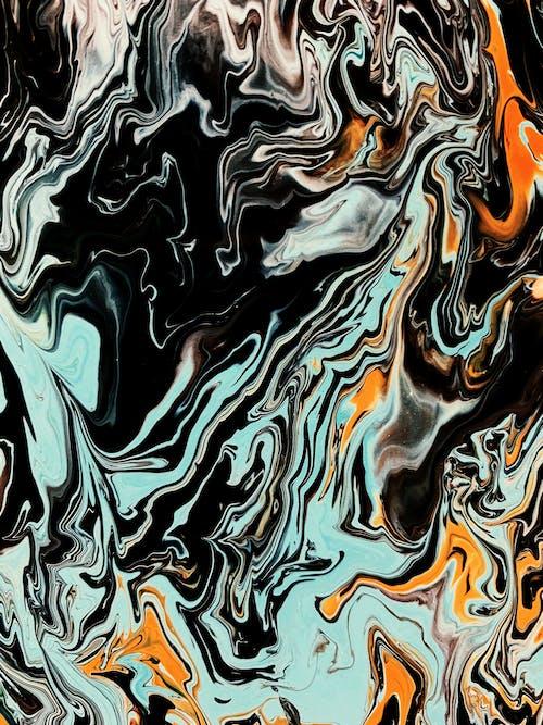 Foto d'estoc gratuïta de abstracte, art, art abstracte