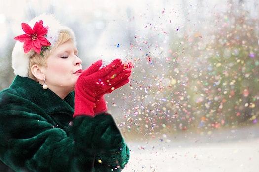 Free stock photo of snow, winter, vintage, xmas