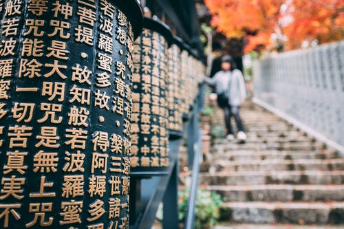 Free stock photo of japan, temple, temple grounds