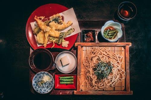 Бесплатное стоковое фото с еда, лапшой, пища, япония
