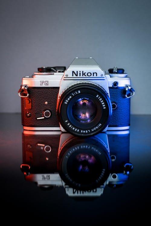 Kostnadsfri bild av analog, elektronik, kamera, klassisk