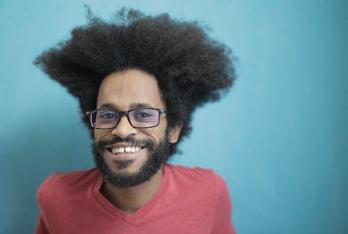 Immagine gratuita di afro, barba, capelli