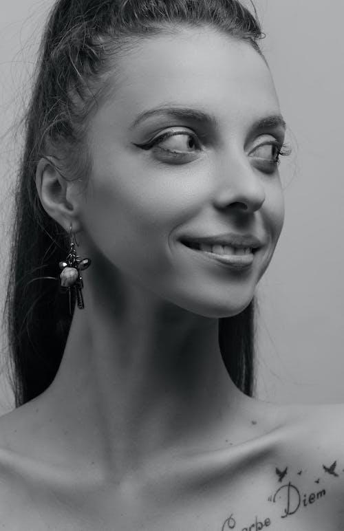 Gratis lagerfoto af ansigt, hud, kvinde