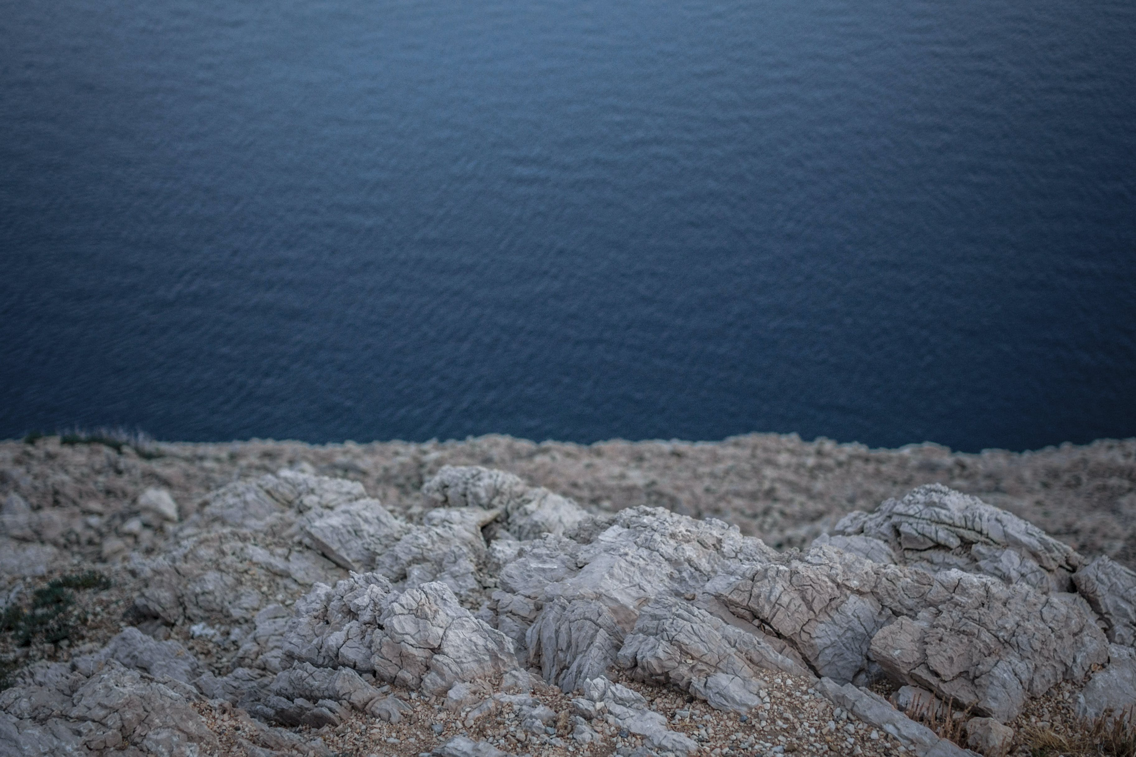 Free stock photo of blue, minimal, minimalist, ocean