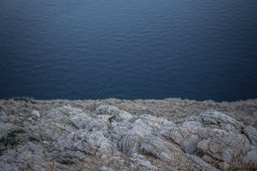 Free stock photo of blue, minimal, minimalist, ocean