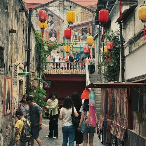 거리, 건물, 공공의, 관광의 무료 스톡 사진