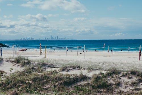 Ilmainen kuvapankkikuva tunnisteilla hiekka, hiekkaranta, ihmiset, kesä