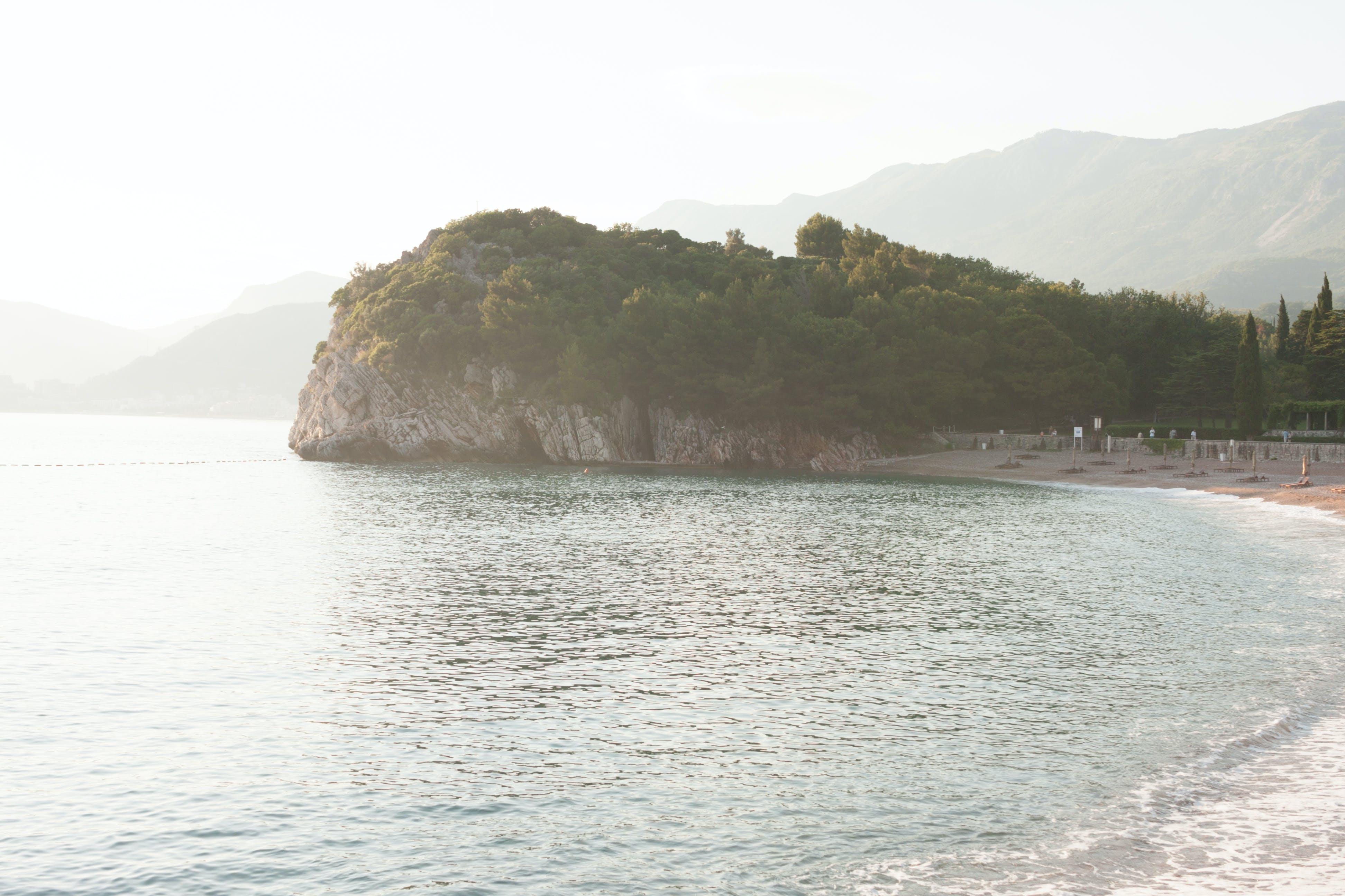 Free stock photo of beach, chill, city, hill