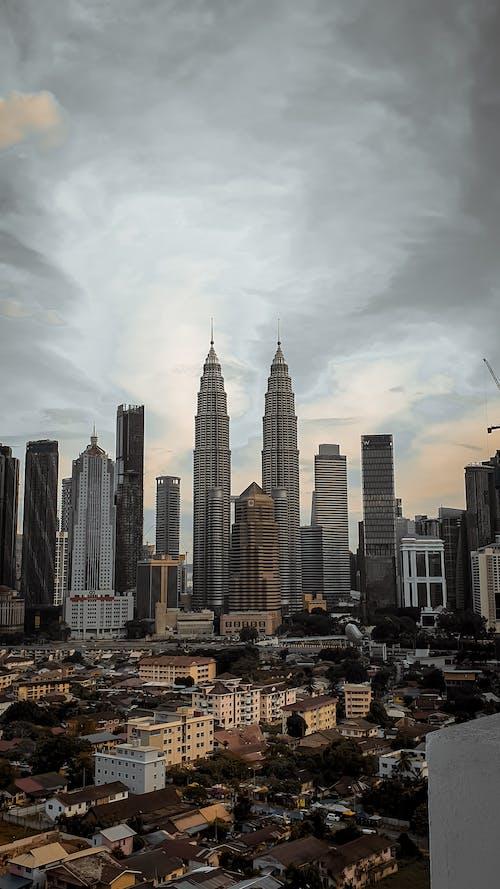 Бесплатное стоковое фото с архитектура, Архитектурный, башни, высокий