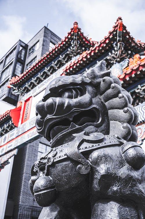 Fotobanka sbezplatnými fotkami na tému architektúra, ázijský, chrám, dekorácia
