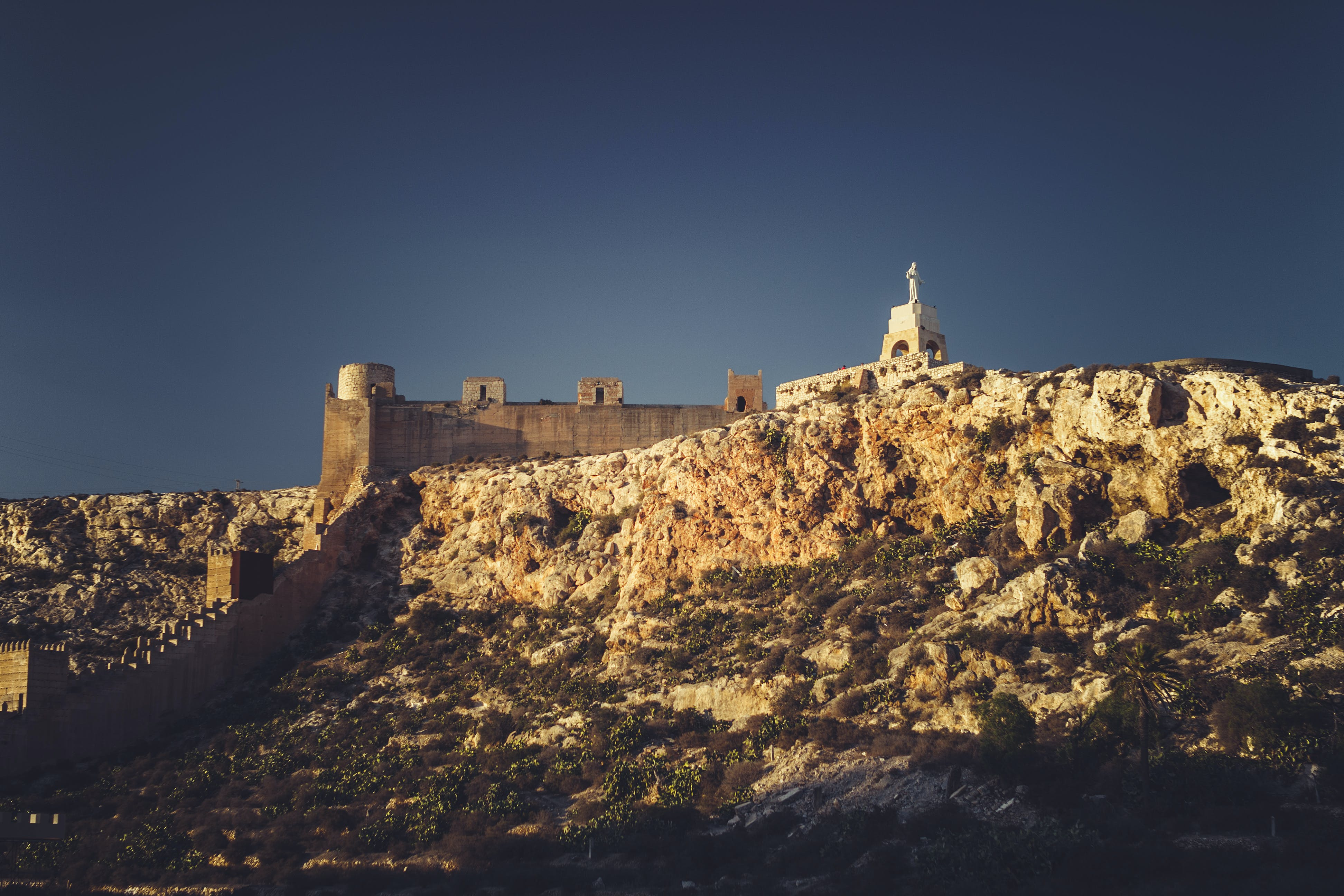 Free stock photo of andalusia, castle, chill, clean