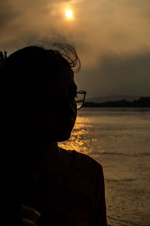 Free stock photo of assam, beach, beautifu, Beautiful sunset