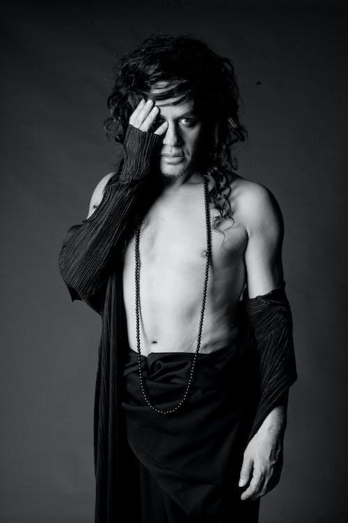 おとこ, トップレス, モデル, 上半身裸の無料の写真素材