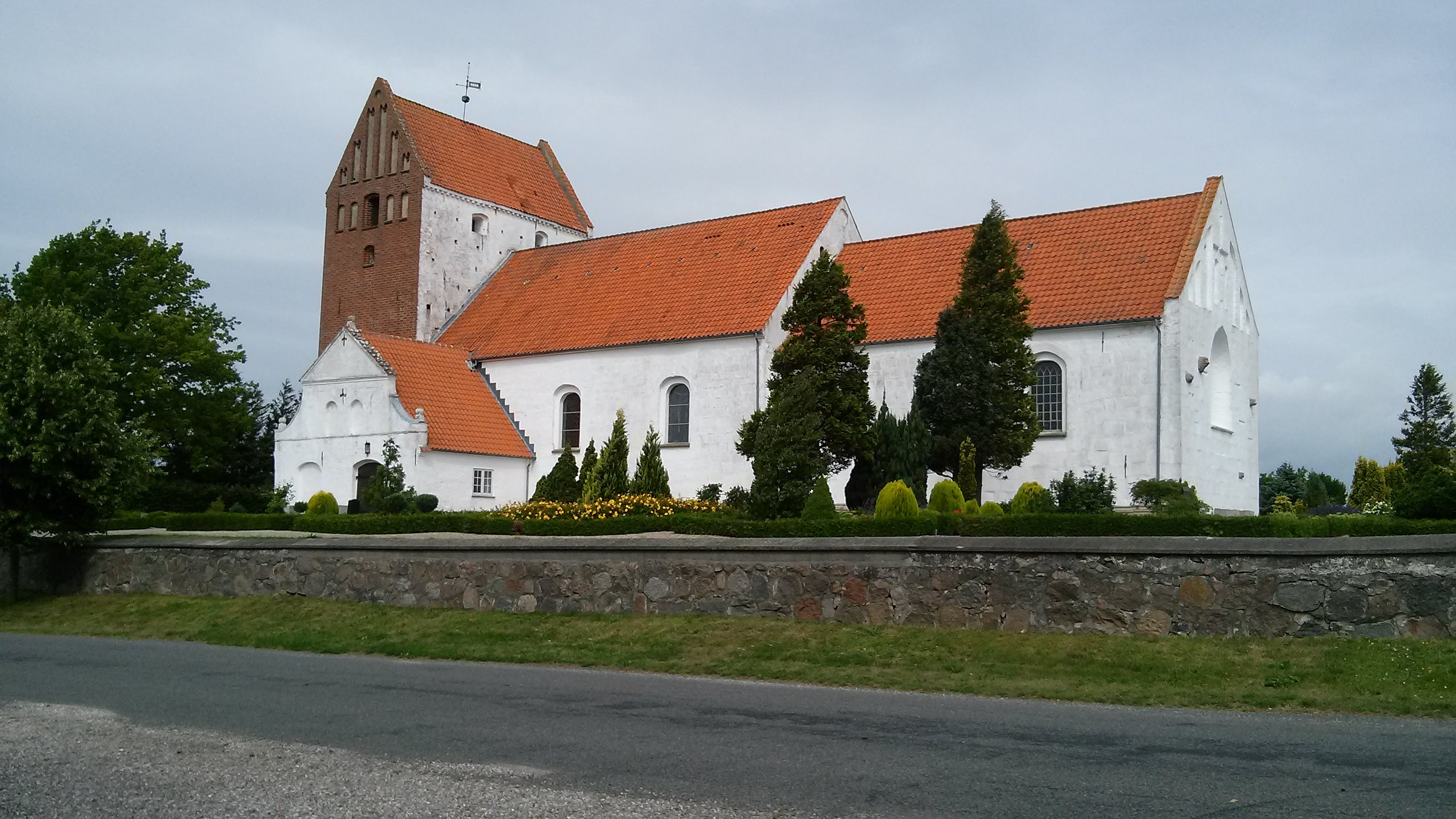 Free stock photo of #church #danmark