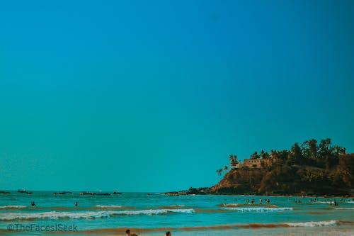 Fotos de stock gratuitas de azul, fotografia movil, goa del sur