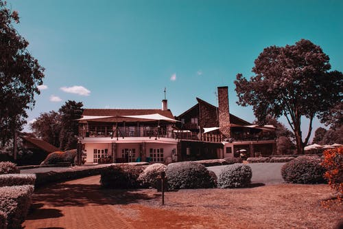 Free stock photo of Country Home, Kenya