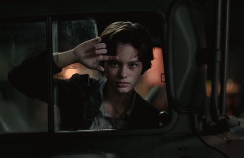 Man Inside Car