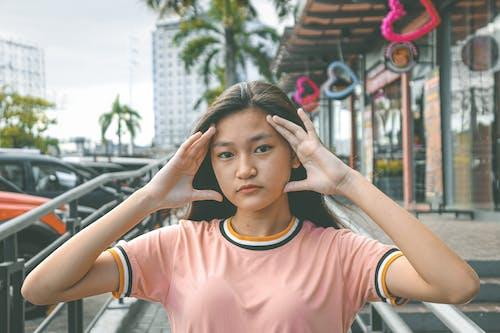 Kostenloses Stock Foto zu asiatische frau, frau, hübsch