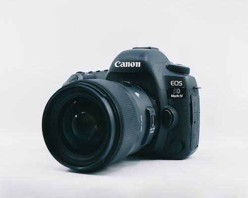 Kostnadsfri bild av dslr, kamera, kanon, led