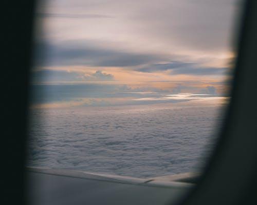 Kostnadsfri bild av fluga, flyg, flygplan, himmel