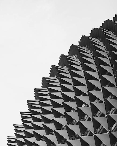 Foto stok gratis Arsitektur, Desain, desain arsitektur, futuristik