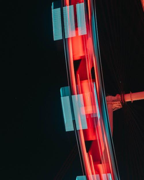 Kostnadsfri bild av fart, hastighet, hjul, oskärpa