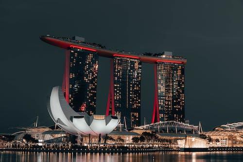 Kostnadsfri bild av arkitektur, bro, byggnad, fint
