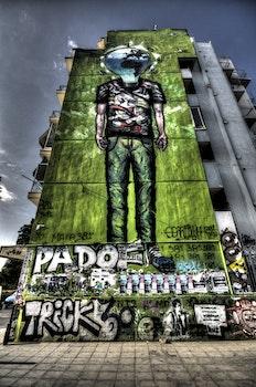 Free stock photo of art, graffiti