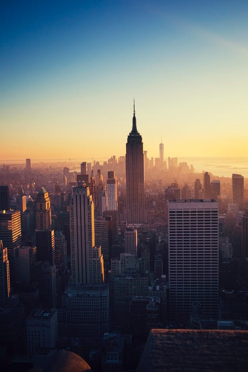 Ảnh lưu trữ miễn phí về bình minh, các tòa nhà, cảnh quan thành phố, đường chân trời