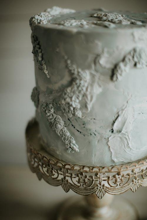 Gratis stockfoto met Bruidstaart, bruiloft, cake, gebak