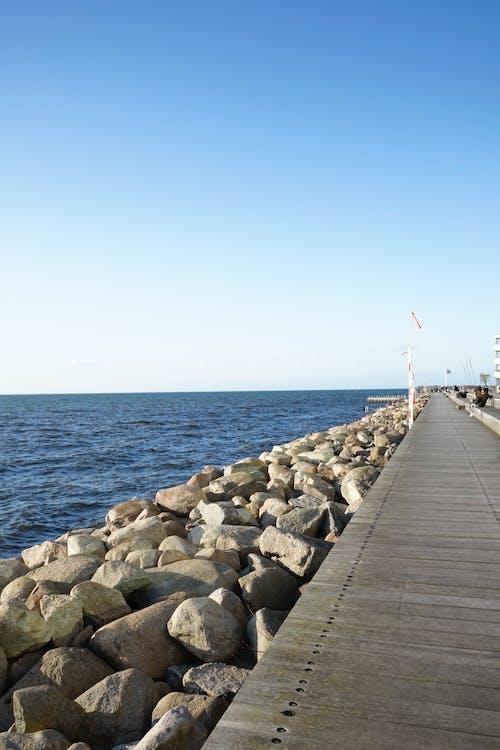 Free stock photo of horizon