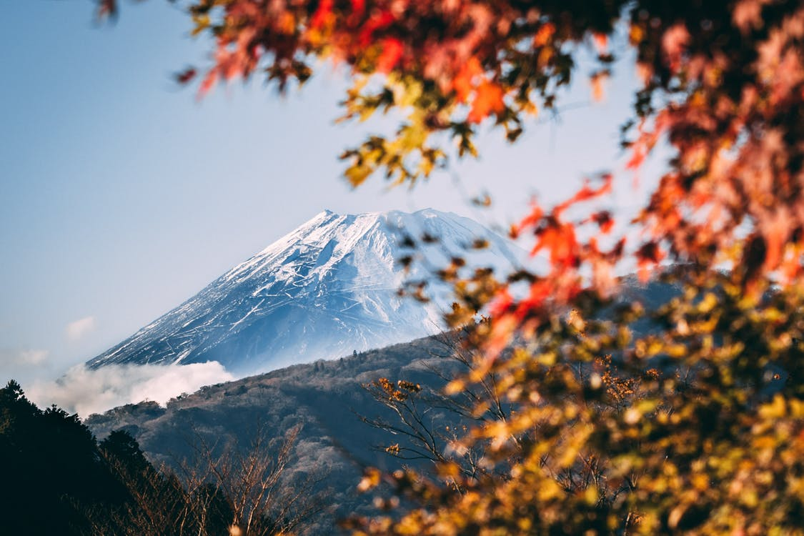 Scenic Photo Of Mountain During Daytime
