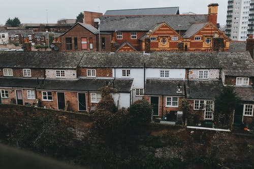Бесплатное стоковое фото с англия, архитектура, деревня, дома