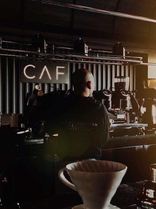 Free stock photo of bar cafe, barista, beverage, beverages