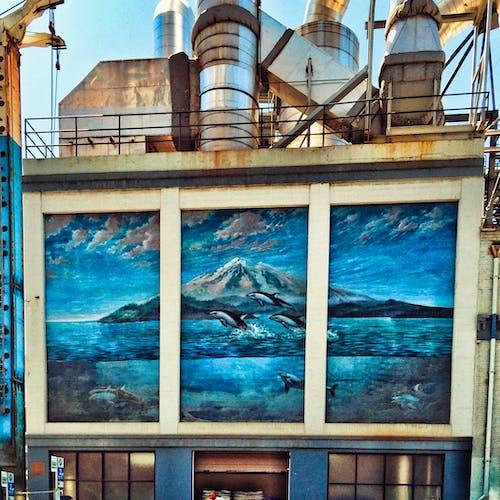 壁畫, 建造, 街頭藝術 的 免費圖庫相片