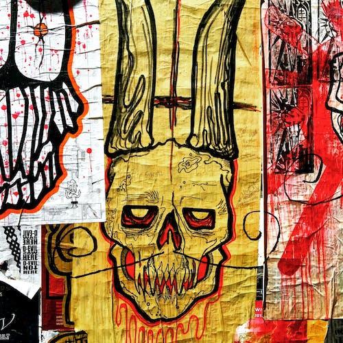 海報, 海報藝術, 藝術 的 免費圖庫相片